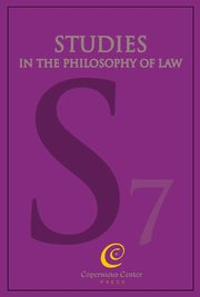 Studies in the philosophy of law  vol. 7,