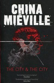 The City & The City, Mieville China