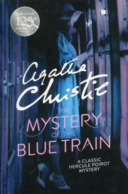 The Mystery of the Blue Train, Christie Agatha