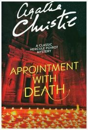 ksiazka tytuł: Appointment with Death autor: Christie Agatha