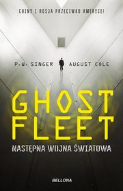 Ghost Fleet Nastepna wojna światowa, Cole August