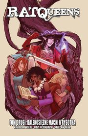 Rat Queens Tom 2, Wiebe J.Kurtis