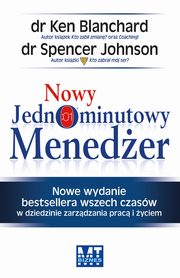 Nowy jednominutowy menedżer, Kenneth Blanchard, Spencer Johnson